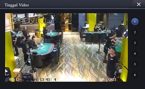 vidio casino wm777