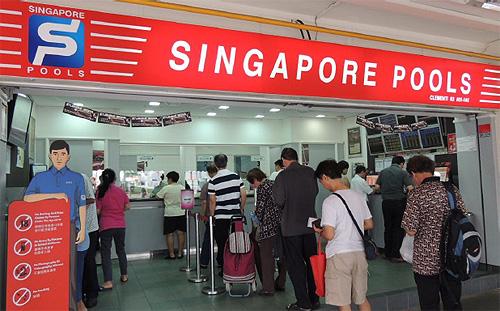 foto gerai singaporepools