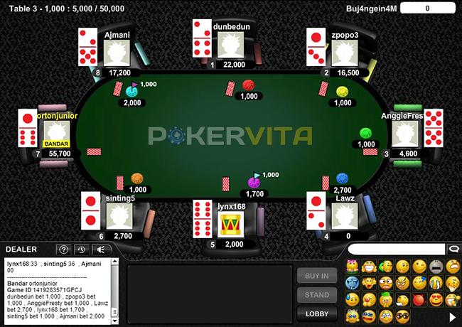 meja bandar 66 pokervita