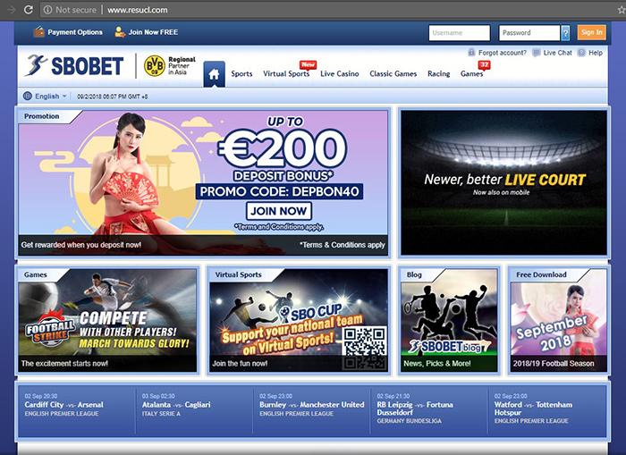 www.resucl.com screenshoot