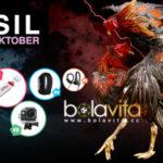 Hasil Undian Bolavita Oktober 2018