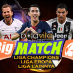 Laga Big Match April 2019