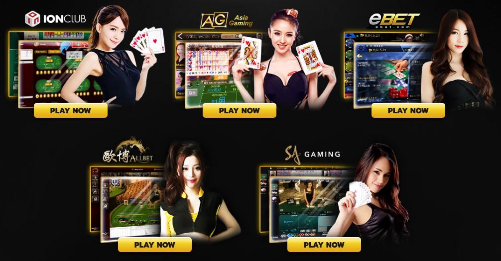 live casino joker123